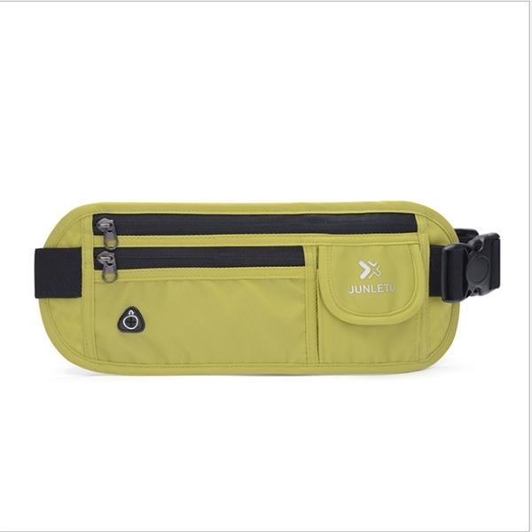 Sports Portable Gym Waist Belt Bag Waterproof Women running Cycling Phone Q1230