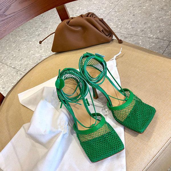 New Style Summer Summer Summer Allue qualità Casual Casual Sandali con tacco alto Moda Scarpe da donna Moda Donna Lace-Up Scarpe casual con tacco alto