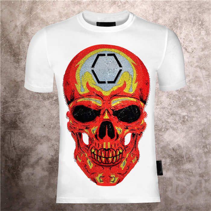 2021 Unies hommes t-shirts coton femmes vêtements drôles manches courtes oes t-shirts imprimé Phillip T-shirts pp