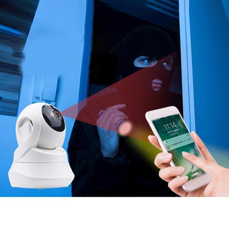 1080 HD IP Camera Wifi Surveillance Camera CCTV Wireless Cameras Security Video Baby Monitor Nanny Home Protection