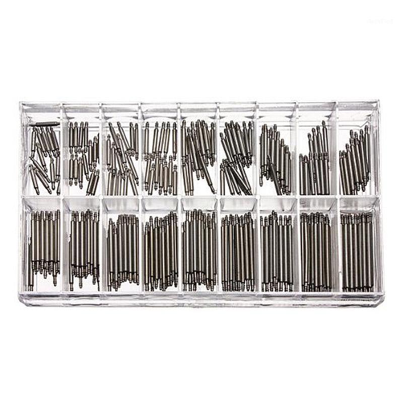Reparação de ferramentas Kits por atacado-360 pcs 8-25mm relógio de relógio Barras de primavera Barras Strap Link Pins Remover ToolsworldWise Top Quality1