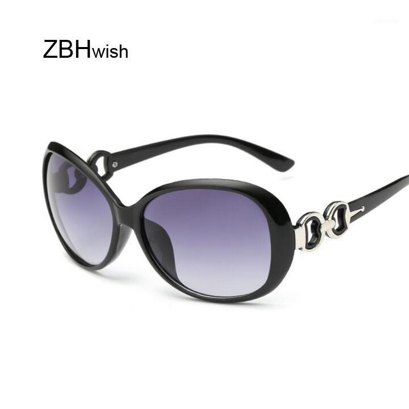 Retro Oval Sonnenbrille Frauen Marke Designer Mode Luxus Sonnenbrille Weibliche Vintage Runde Spiegel Damen Sonnenbrille Oculos1