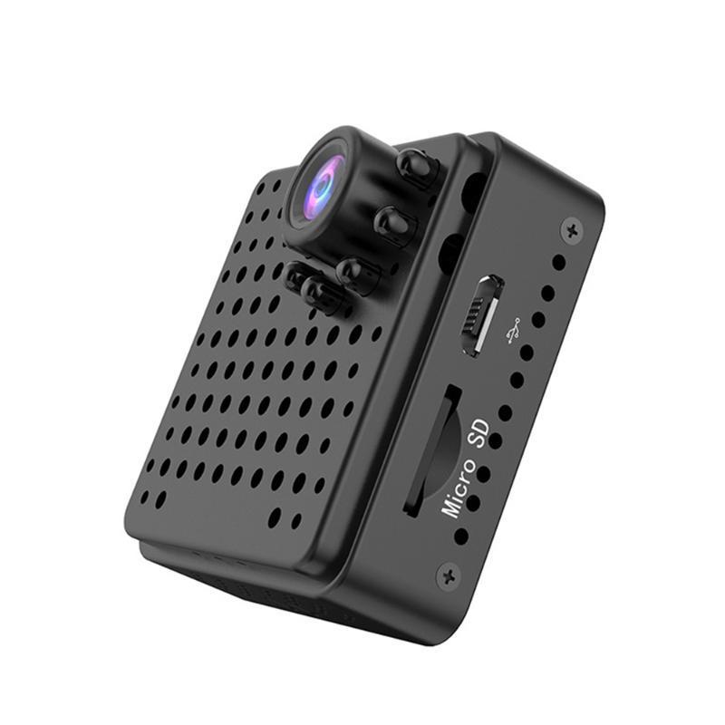 미니 카메라 와이파이 카메라 1080P HD IR 홈 보안 모션 탐지 아기 모니터 무선 캠코더 밤