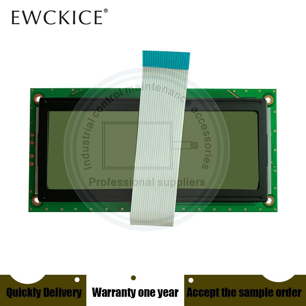 Orijinal Yeni ZXM19264A4 V1.0 PLC HMI LCD Monitör Endüstriyel Sıvı Kristal Ekran