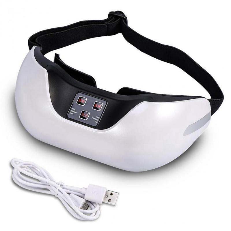 Soins ligent Eye 3D Instrument Green Light Eye Vision Recovery Instrument de formation accrue Vision Pulse Netic Thérapie M