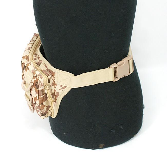 Наружные сумки тактические камуфляжные карманы водонепроницаемый альпинизм езда спортивная талия сумка на поясе рюкзак путешествия