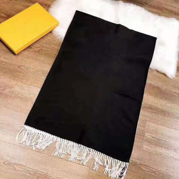 Autumn Winter Women Silk Scarf Fashion Lady Beautiful 4 Season Shawl Scarf Lattice Letter Scarves Size 180x65cm Wholesale Hot trzdhzsrh