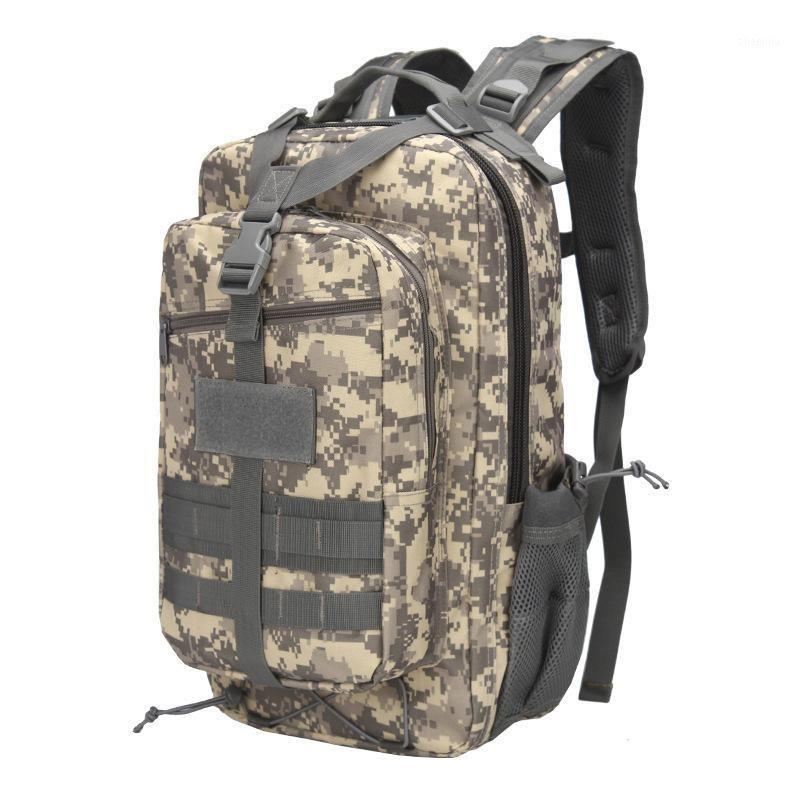 Zaino tattico 3P Molle Bag 30L Zaino da uomo Outdoor Estate Escursionismo Trekking Bags Sport arrampicata Traveling1