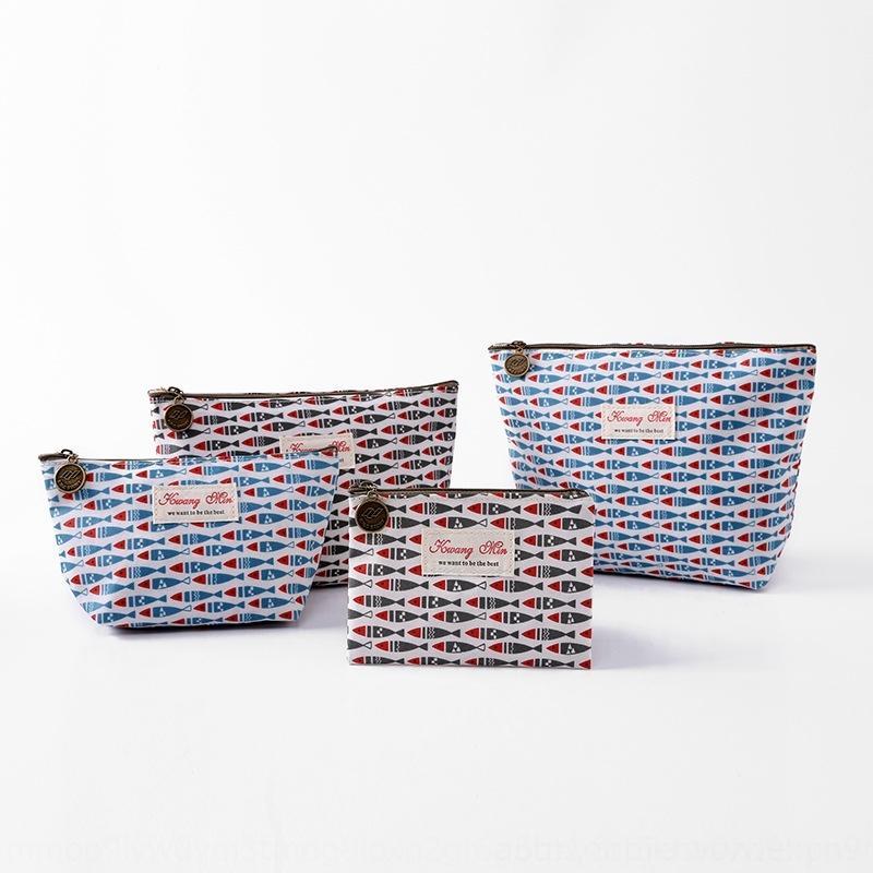 xHsW4 2020 çok fonksiyonlu cüzdan kozmetik Koreli seyahat çantası kozmetik çantası yaratıcı su geçirmez bozuk para cüzdanı GPuOp yıkamak