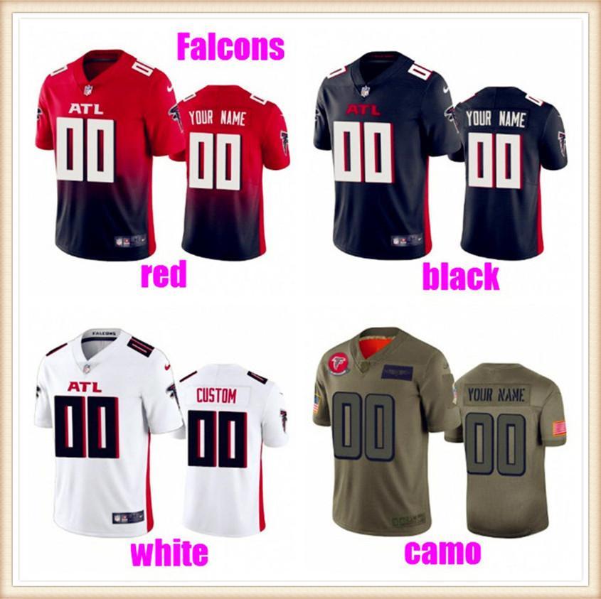 Пользовательские майки по американскому футболу для мужских женщин Молодежные дети NFC AFC Команды подлинные вентиляторы Индивидуальные 2021 Футбол Джерси Aqua 4XL 5XL 6XL