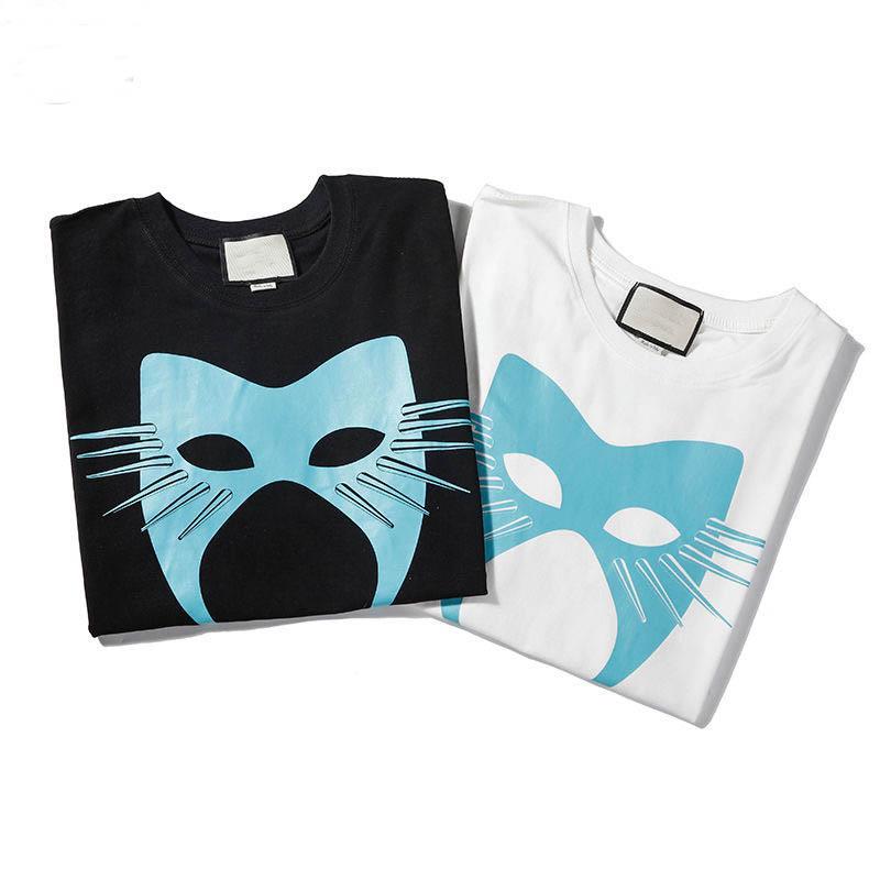 2021 Herren T-Shirt Sommer-Art- und Hip Hop-T-Shirt der Frauen Essentials-Street Lässiges T-Shirt Pullover Top Cotton Paar drucken