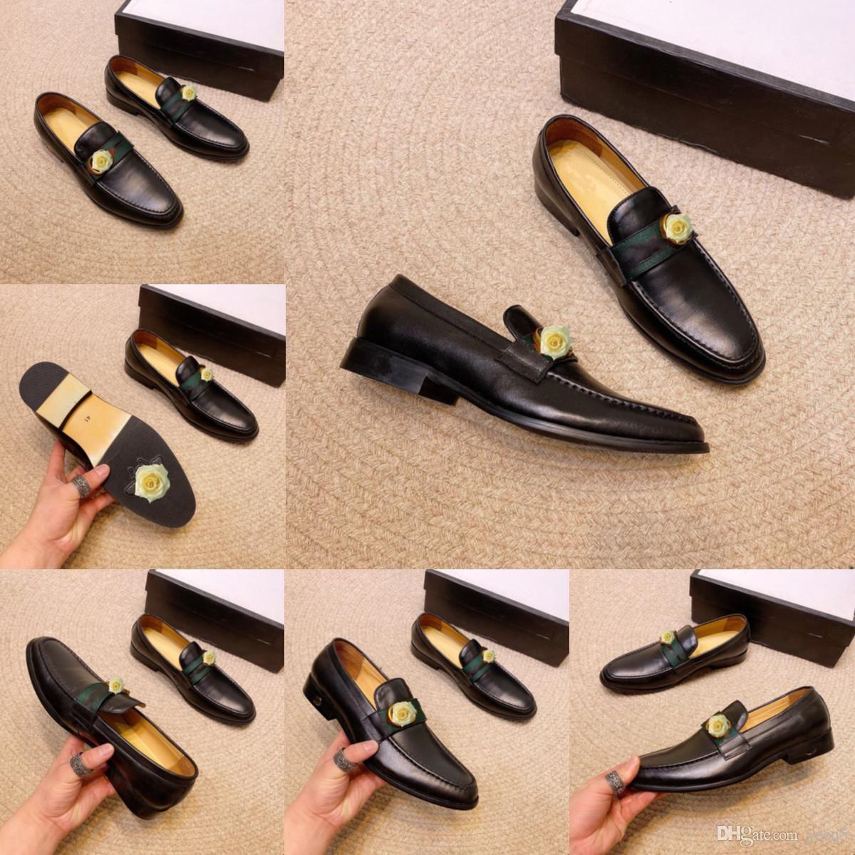 Uomo Casual Shoot Fashion Luxury Solid Oxford Shoes Slip Outdoor Slip On Outdoor Slip on Shoes Shoes Designer Penny Penny Mocassini Maschile Scarpe Brogue