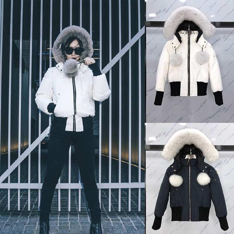 Erkek Tasarımcı Aşağı Ceket Kirpi Ceket Kapşonlu Kalın Ceket Ceket Erkekler Yüksek Kalite Aşağı Ceketler Erkekler Kadınlar Çiftler Parka Kış Coat