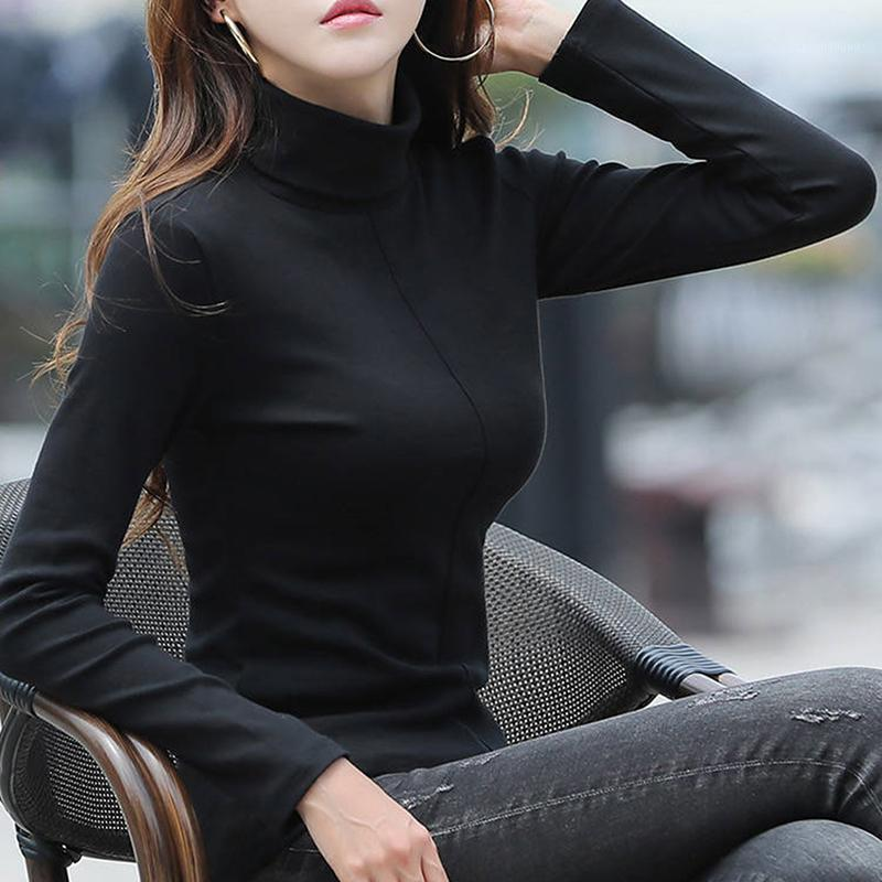 Winter Knitting Sweater Pullovers Women Long Sleeve Tops Turtleneck Knitted Sweater Chic Woman Clothes Female Casual Streetwear1