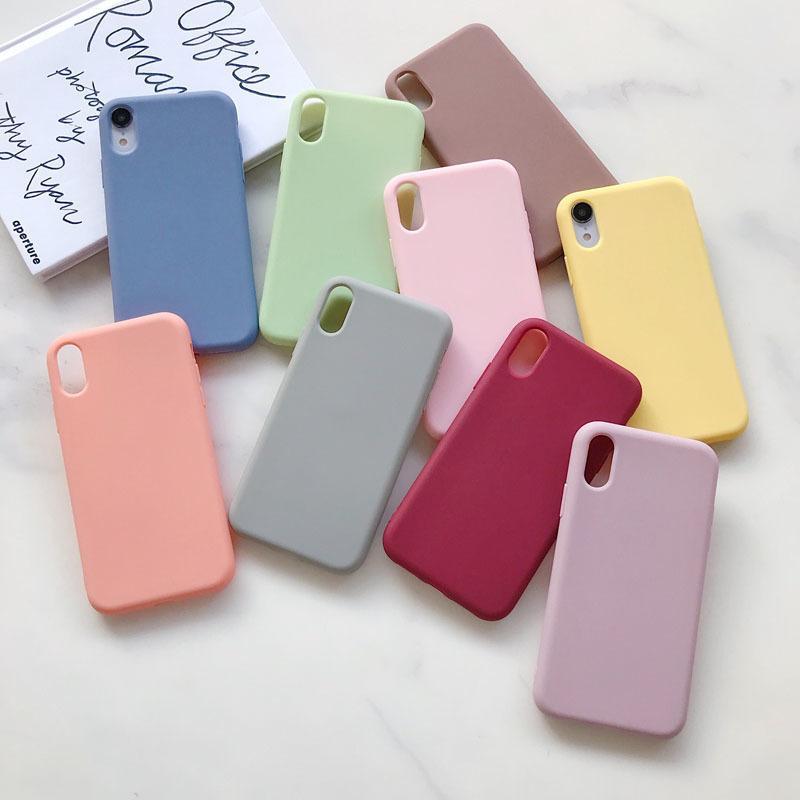 Для крышки A2 мягкая TPU силиконовый телефон случае на Xiaomi MiA2 MiA Mi A 2 Lite Бампер Случаи