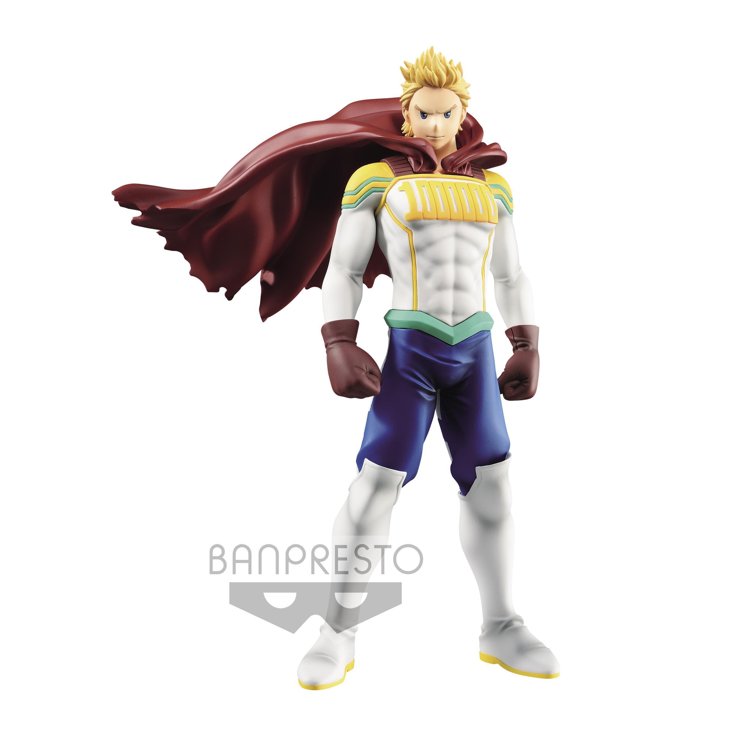 2020 Orjinal My Hero Academia Yaş Heroes AOH Mirio Toogata Milyon PVC Action Figure Koleksiyon Modeli Bebek Oyuncakları 1008