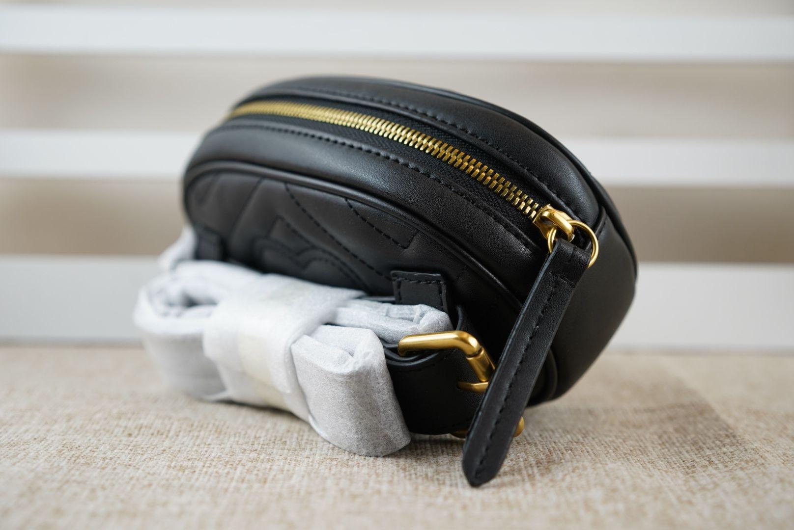 Saco de cintura 2020 homens saco mensageiro homem homem bolsa de couro único luxurys designers marmon bolsa claeess mulheres venda quente velocidade rápido
