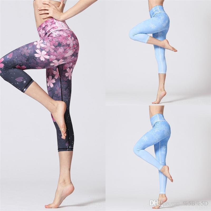 KSDN модные бесшовные буткут брюки для женщины фитнес с карманными колготками сетки женщин йога брюки с высокой талией спорт йога леггинсы толчок