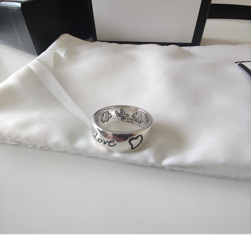 S925 Gerçek Gümüş Yüzük Pulları Için Pullar Yüzükler Moissanit Bague Mens Ve Kadınlar Parti Moda Takı Için Cepler Hediye