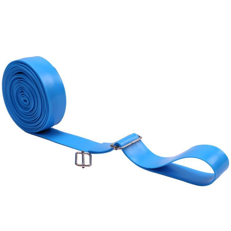 La tensione durevole con forza fibbia regolabile in gomma Training Sport Yoga Bodybuilding della fascia di resistenza elastica Leg Gym