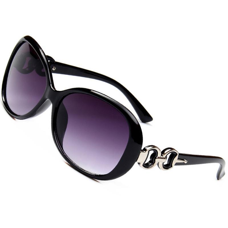 Gafas de sol Mujeres al aire libre Conducción Casual Gafas de sol Mujer Señoras UV400