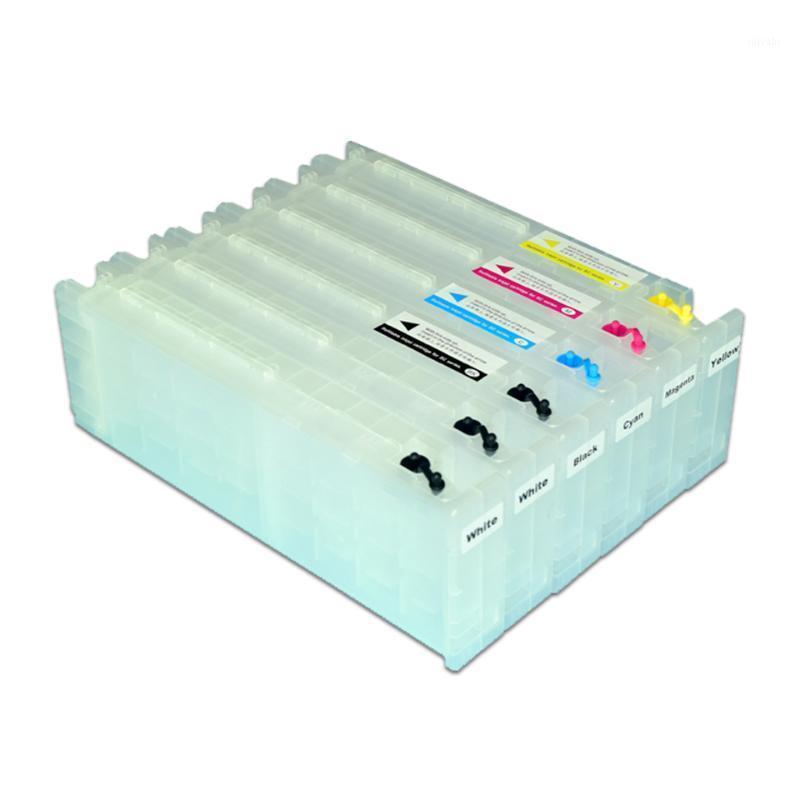 Cartucho de impresora F2000 vacío de Boma para T7251-T7254 T725A Tinta de recarga con cartuchos de chip1