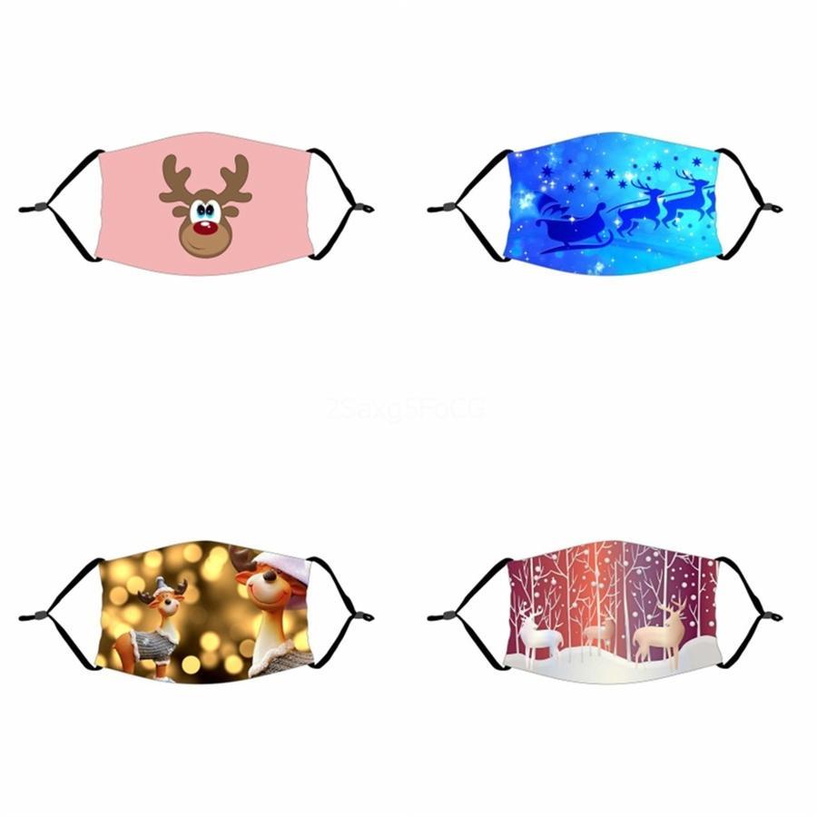 Gesichtsmasken Mund Druck Unisex CTON Staubmaske Abnehmbare Outdoor Sports Mask # 420