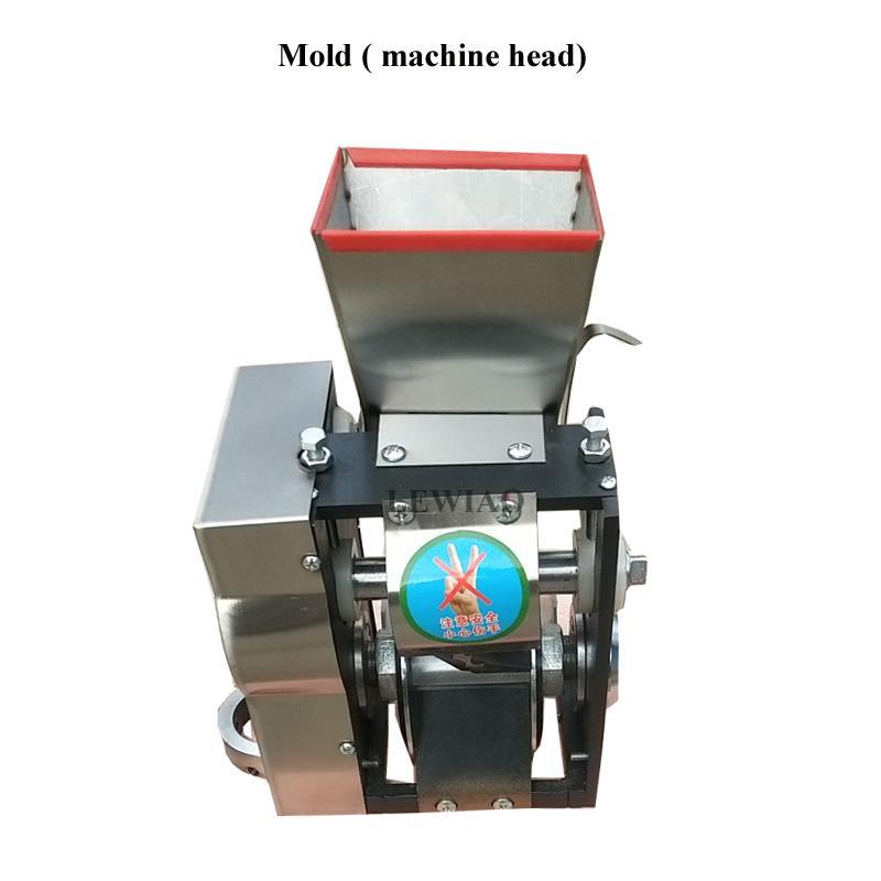 """venta caliente """"BOLA DE MOLDE SÓLO"""" bola de masa para la máquina de hacer diferentes tamaños de moldes bola de masa hervida rollo de primavera wonton samosa haciendo molde de la máquina"""