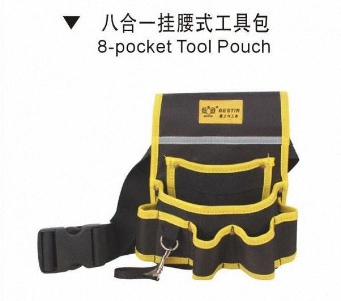 Canlan Tayvan oxford karmaşık malzeme PVC 600D basit Profesyonel bel alet çantası NO.05156 jGXq # yapılan