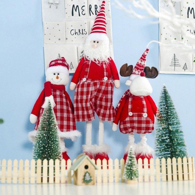 Christmas Cloth Doll Small Decoration Pendant Gift Christmas Tree Accessories Decoration Tree Ornaments mOqP#