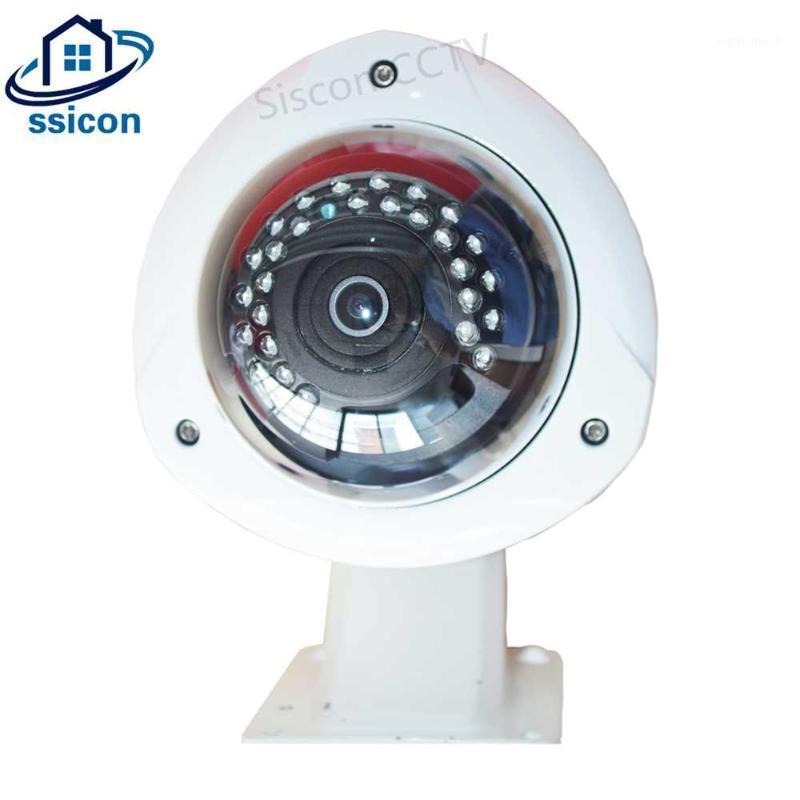 Câmara ao ar livre da cúpula 5MP 180 graus 1.7mm lente Sony326 CMOS Sensor câmera de segurança à prova d'água com bracket1