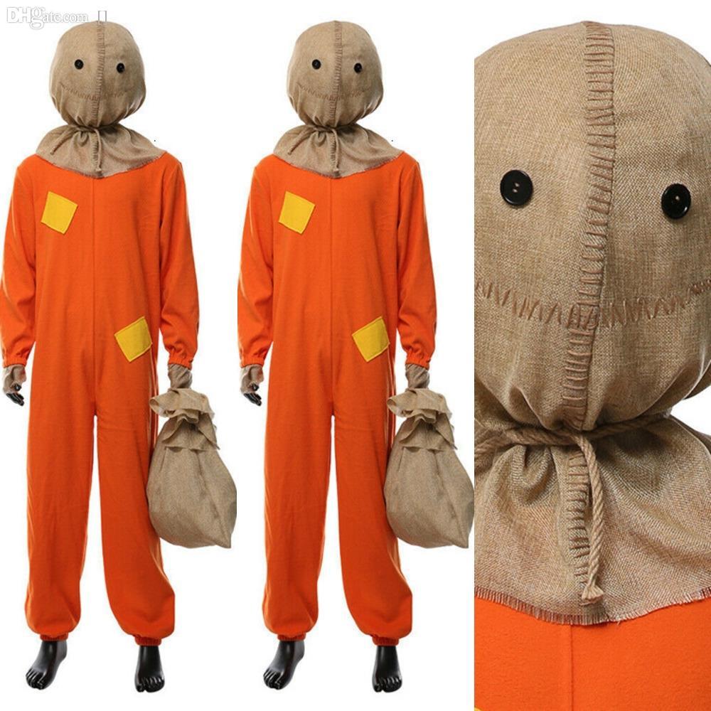 vFUHs Gioco di stoccaggio whimsy Bag bambini Ognissanti tela di canapa per Sytem portare borse a tracolla custodia protettiva per PlayStationPSConsole Viaggi PSCarr
