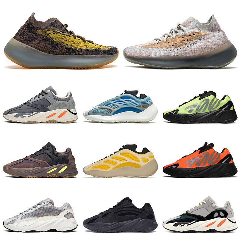 adidas yeezy boost 700 v3 wave runner yeezy 700 v2 380 2020 الاصدار الجديد 380 Lmnte الفلفل كاني ويست الاحذية Azareth Azael VANTA 700 ي رجل مدرب المرأة أحذية رياضية