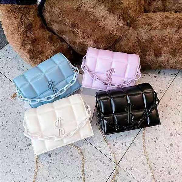 HBP New Quality Senhoras Moda Bolsa de Ombro Clássico Couro Plástico de Couro 154563