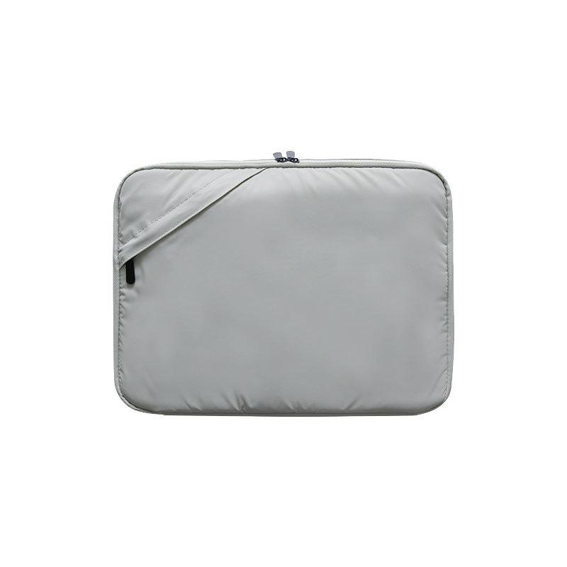 HBPinch Multi Pockets Tablet Handbag Shokproof Laptop Case Thickening Briefcase Bag for Apple MacBook Air 13 Q0112