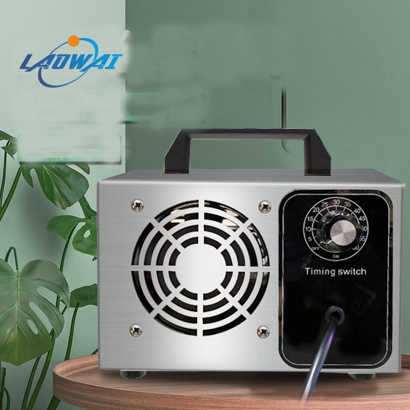 220V 110V 20g/h Ozone Generator Ozonator machine air purifier For Home Use