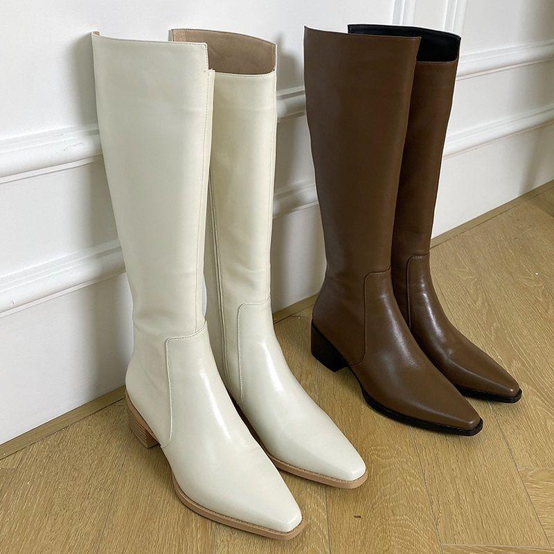 2021 Female tamanho conciso 34-40 botas c5r9