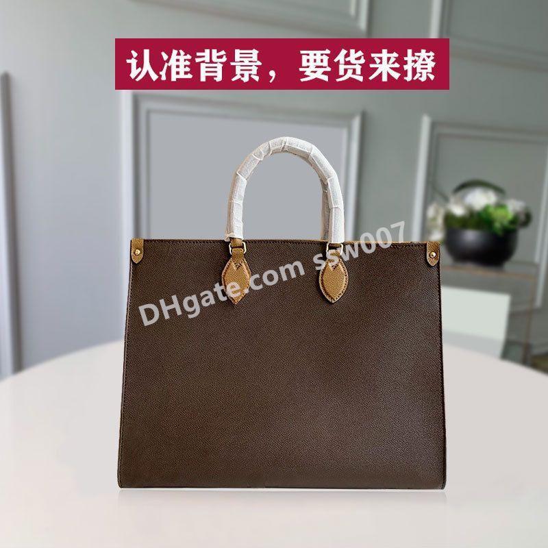 Find Similar NEW styles Fashion Ladies Bags 45120 luxurys designers bags women tote bag brand bags 45039 Single shoulder bag 44571 42cm