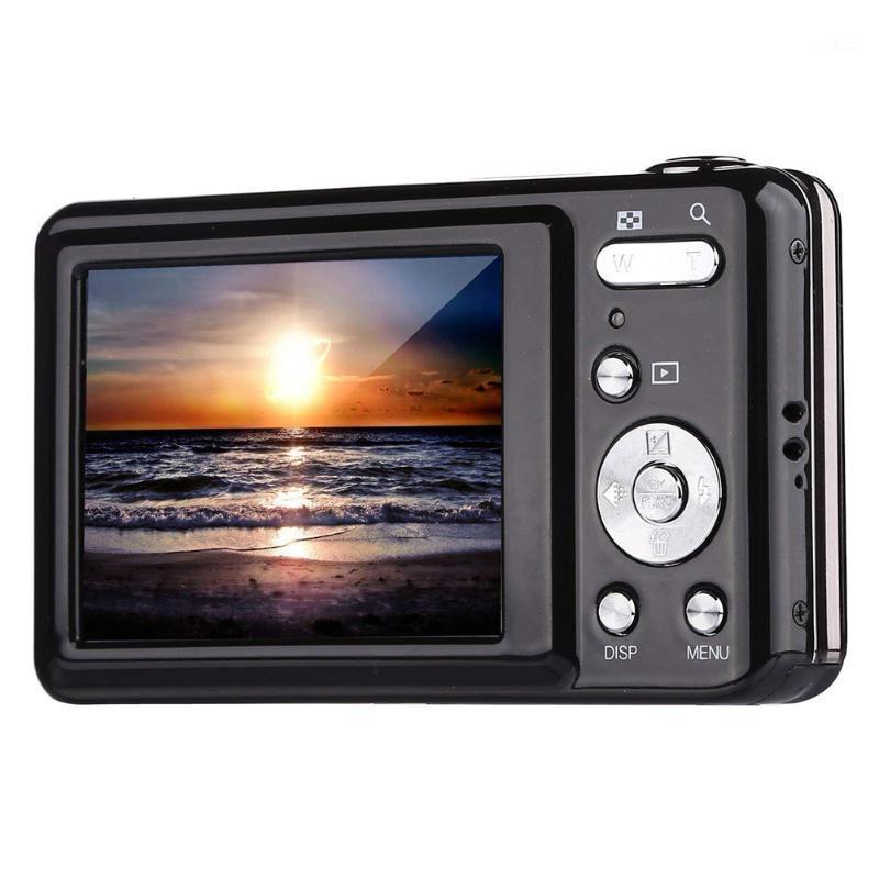 24mp anti-shake ad alta definizione per esterni fotocamera digitale foto compatta foto colorate regali video record batteria al litio zoom ottico1