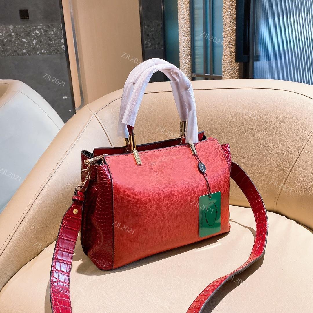 Sacs à bandoulière de style Femmes 2021 Pas de sacs à main Fourre-tout Crossbody Designers Sac à main Portefeuille Sac Luxurys Box Mtach