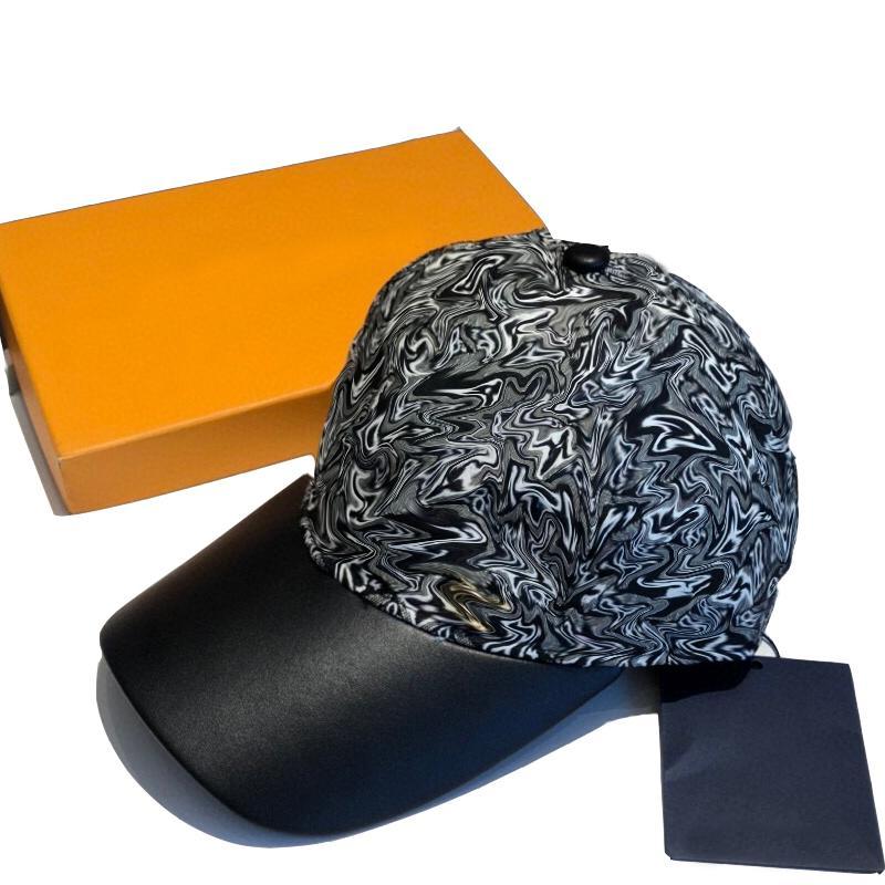 Ball Caps Stingy Breim Hats Защита Солнца Шляпы Sun Hat Встроенные Унисекс Баскетбол Крышка Пика Клапан с коробками