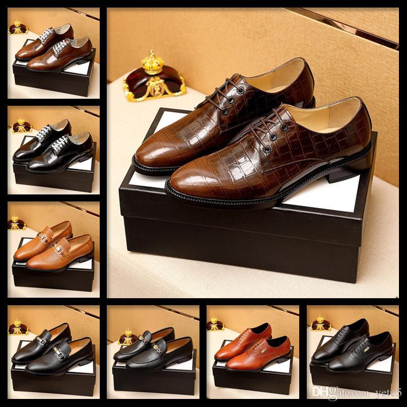 C5 Genuine Derby di lusso uomo scarpe da uomo in pelle scamosciata in pelle autunno inverno brina casual uomo scarpa in pelle scarpe da uomo scarpe da uomo 11