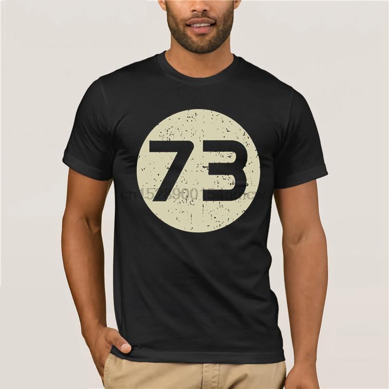 73 Logo T-shirt Sheldon TV 1973 10 S Couleurs XXL Free UK P'P Rafraîchissez fierté Casual hommes t-shirt unisexe du sport New Fashion Sweat à capuche à capuche