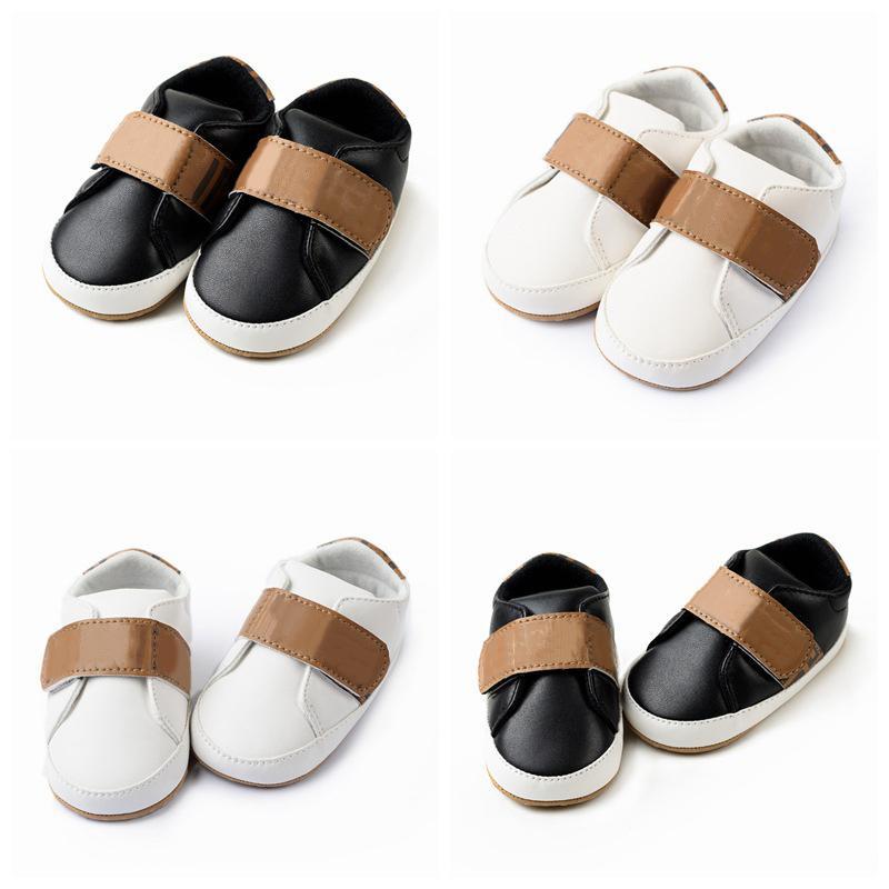 Heißer Verkauf Neugeborener Baby Jungen Mädchen Weiche Untere Schuhe Casual Kinder Erste Wanderer Kinder Müßiggänger Kleinkind Schuhe Säuglingschuhe