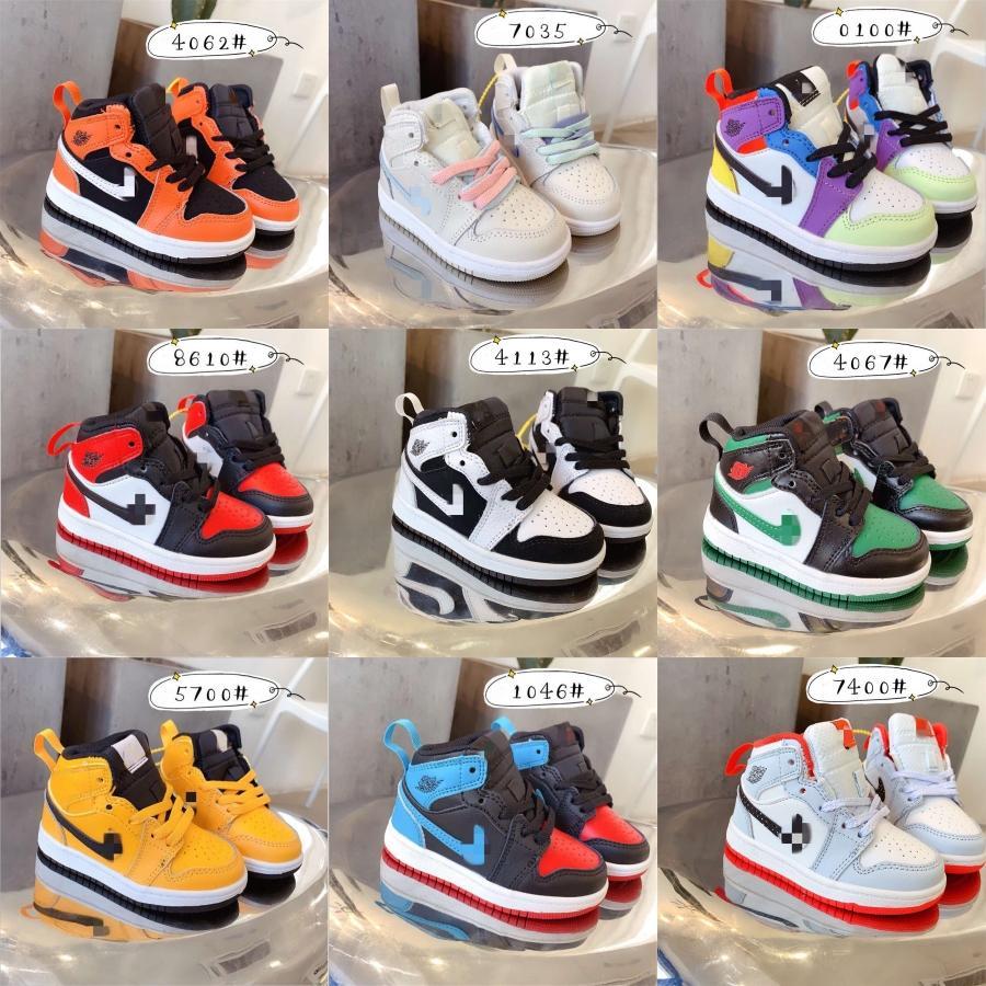Kybrid S2 Qu'est-ce que le Kyrie Multi Color Enfants Chaussures de basket-ball avec la boîte 2020 Kybrid S2 EP Hommes Femmes Entraîneur Chaussures de sport Taille # 455 4-12