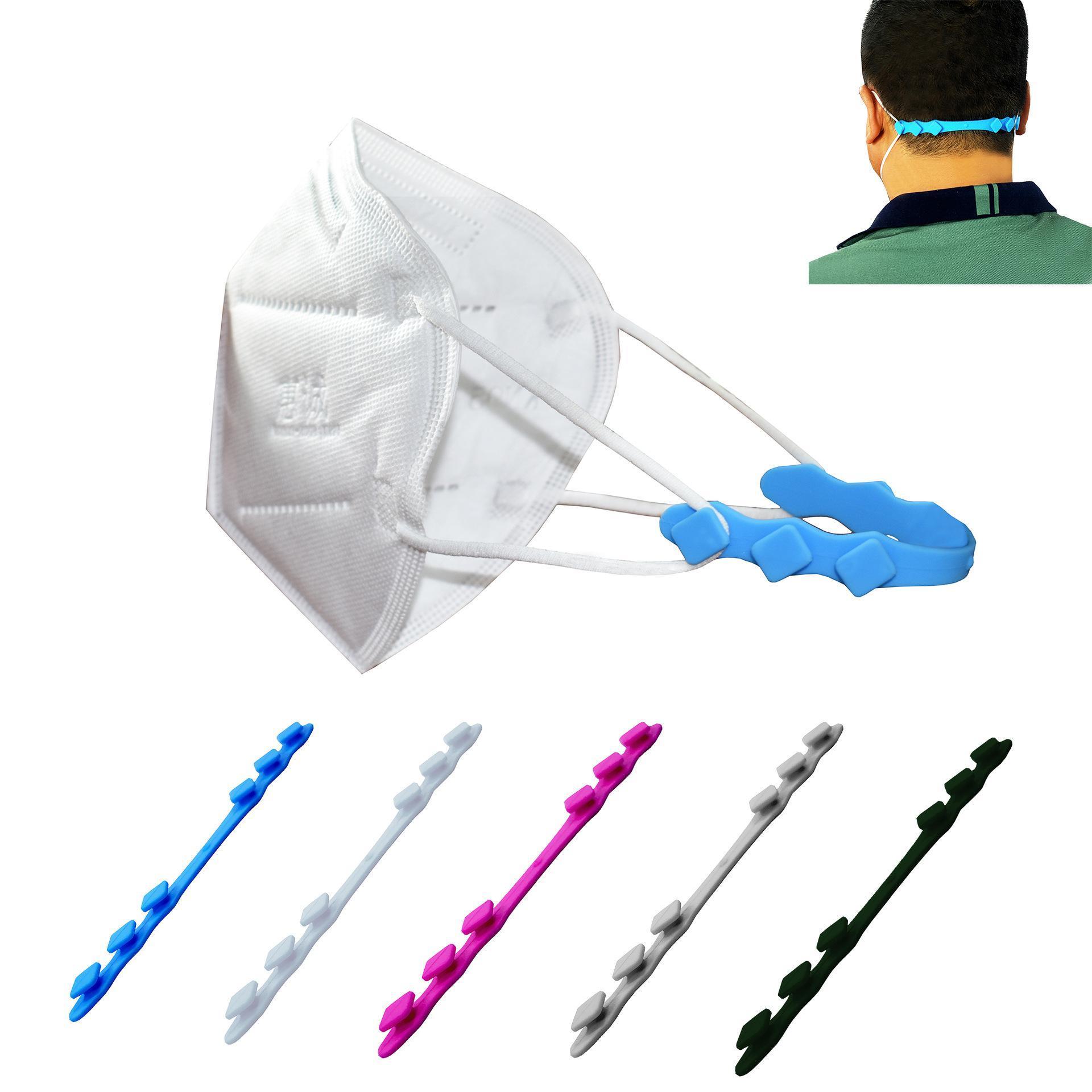 Masque Anti-Le réglage Earhook Protection Artefact Lumière Crochets masque partenaire FWD149
