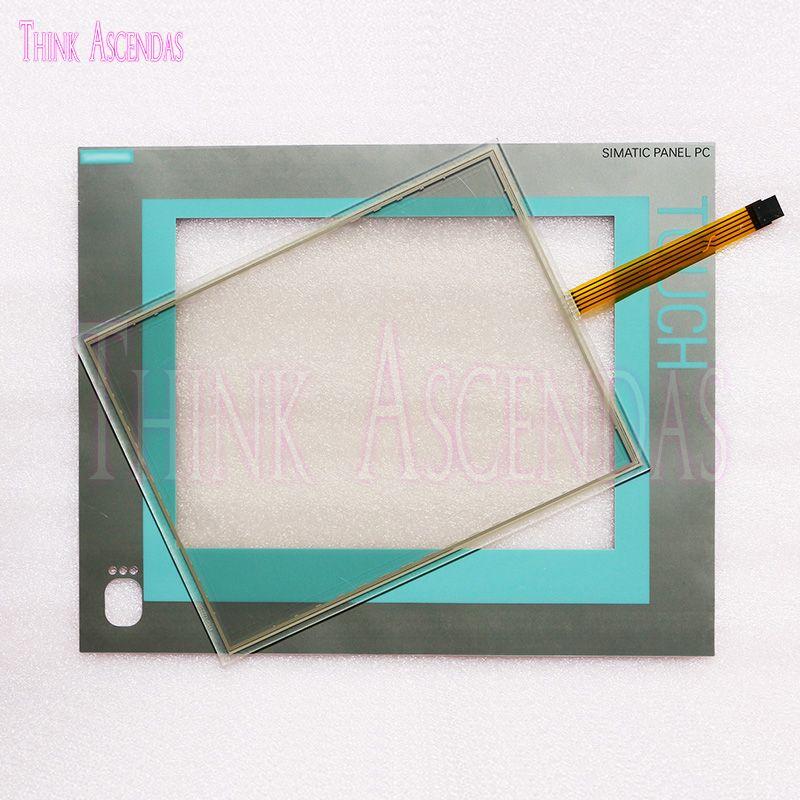 Yepyeni Yüksek Kalite IPC677C 6AV7 890 6AV7890-0AA00-1AA0 Dokunmatik Ekran Paneli TouchPad Dokunmatik Ekran Koruyucu Film