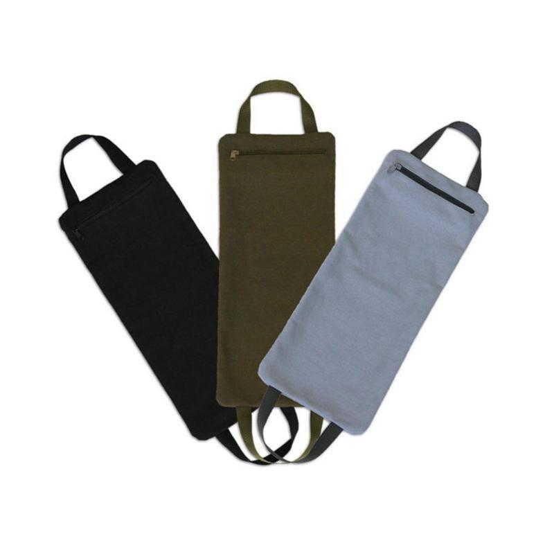 Die besten qulity Yoga Fitness Sandsäcke Mode Leinwand tragende Hilfsmittel Sandsäcke Yoga D7V9