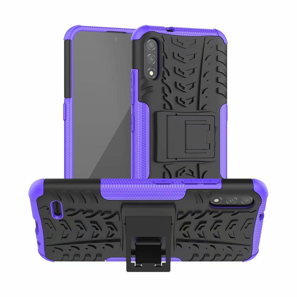 Для Moto G9 Plus Case ностальгических Стенд Shielder Прочный комбинированный гибридный Брони кронштейн Impact кобура Крышка для Motorola Moto G9 Plus