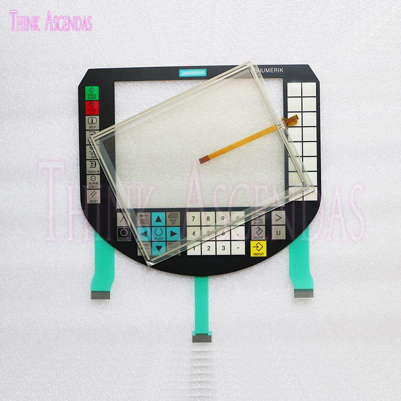Brandneue Hohe Qualität HT8 6FC5 403 6FC5403-0AA20-0AA1 Touchscreen Panel TouchPad Touchscreen Button Panel Tastatur
